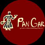 Pan Gar Logo restauracji gruzińskiej Pan Gar